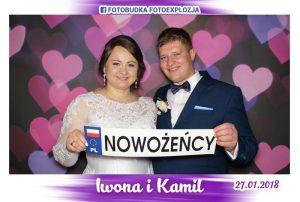 Galerie: Zabezpieczony: Wesele Iwony & Kamila