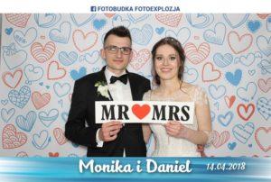 Galerie: Zabezpieczony: Wesele Moniki & Daniela