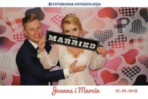 Galerie: Zabezpieczony: Wesele Joanny & Marcina