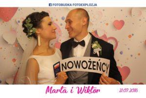 Galerie: Zabezpieczony: Marta & Wiktor