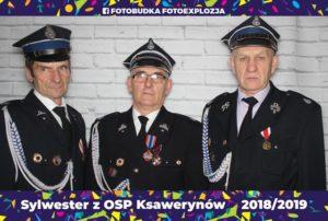 Galerie: Zabezpieczony: Sylwester 2018/19 OSP Ksawerynów